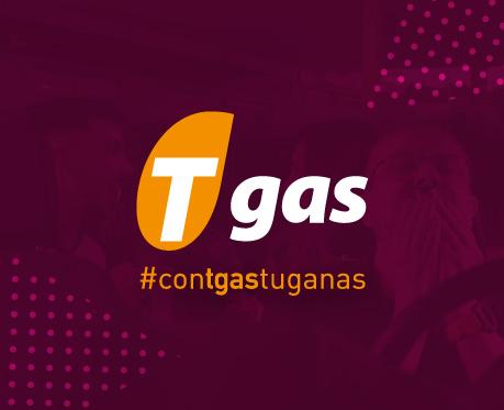 TGAS / CON TGAS TÚ GANAS