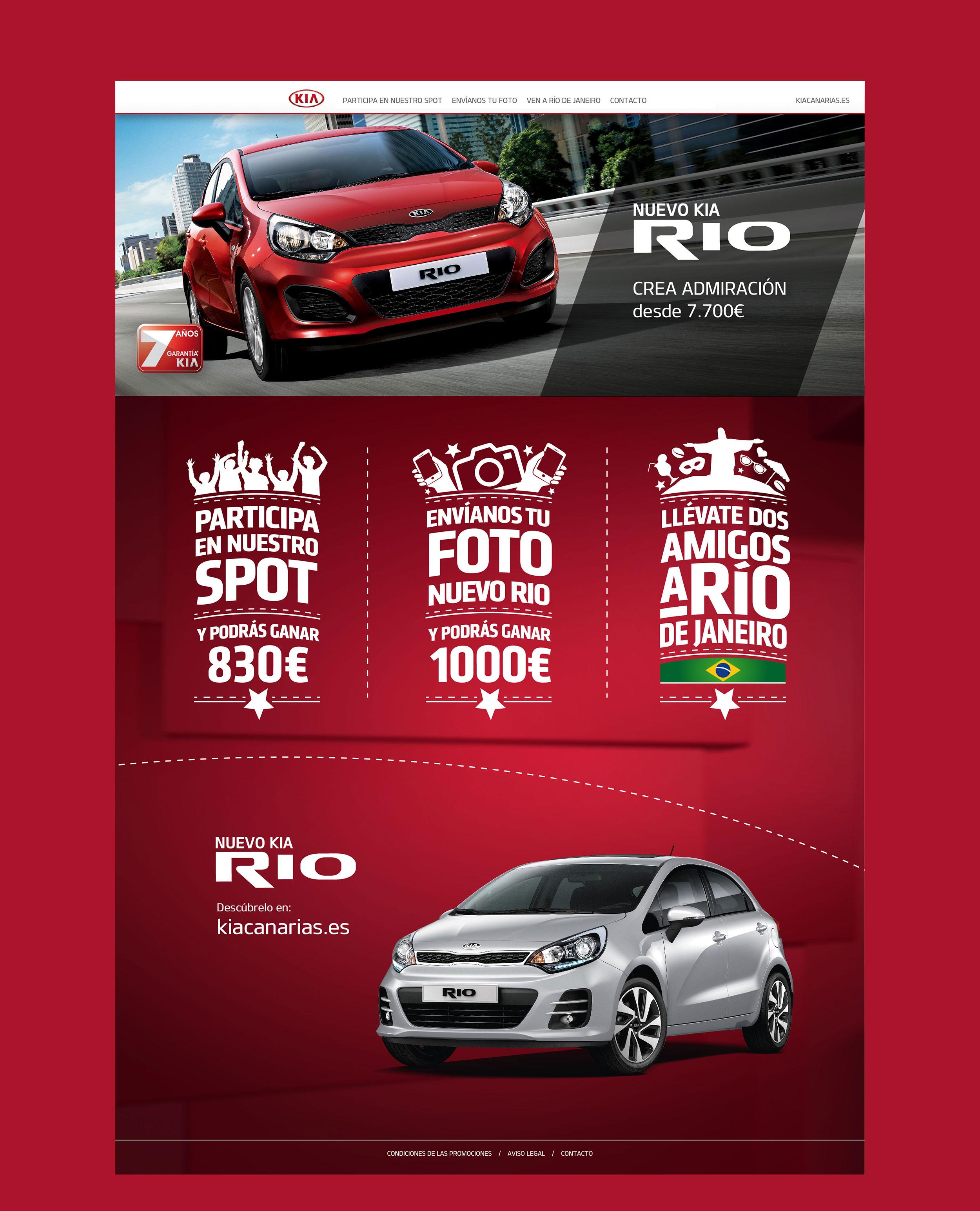 Arimotor Canarias / Kia Rio