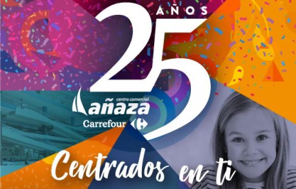 AÑAZA CARREFOUR / 25 ANIVERSARIO