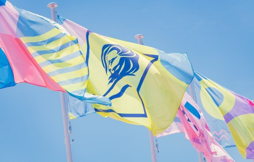 bandera cannes lions